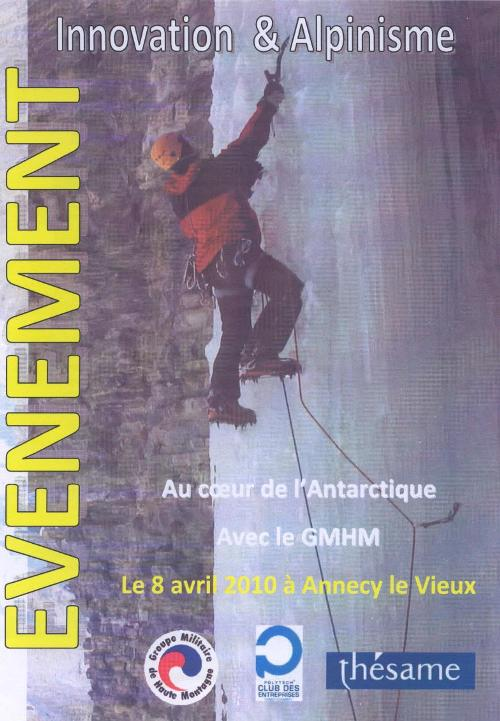 Sciences, Innovations et Alpinismes {JPEG}