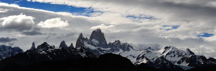 Massif du Fitz Roy {JPEG}
